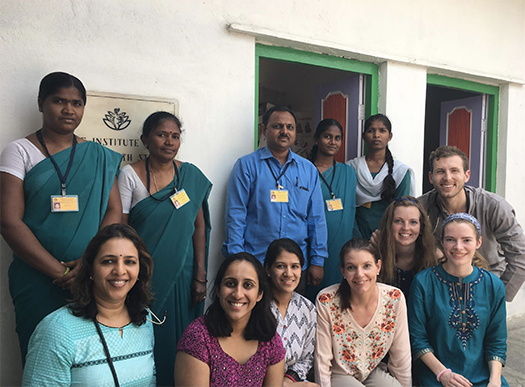 Global health elective launched by WMed students helping improve women's health in India