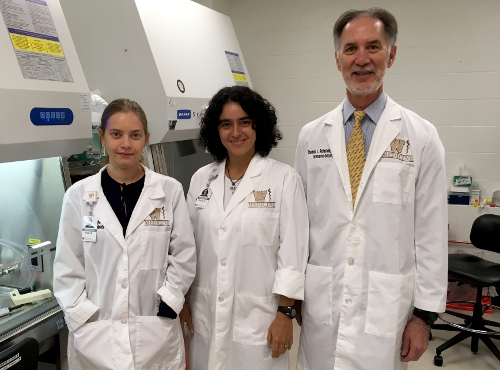 Team of researchers from Cuba, WMed working to enhance lung cancer vaccine