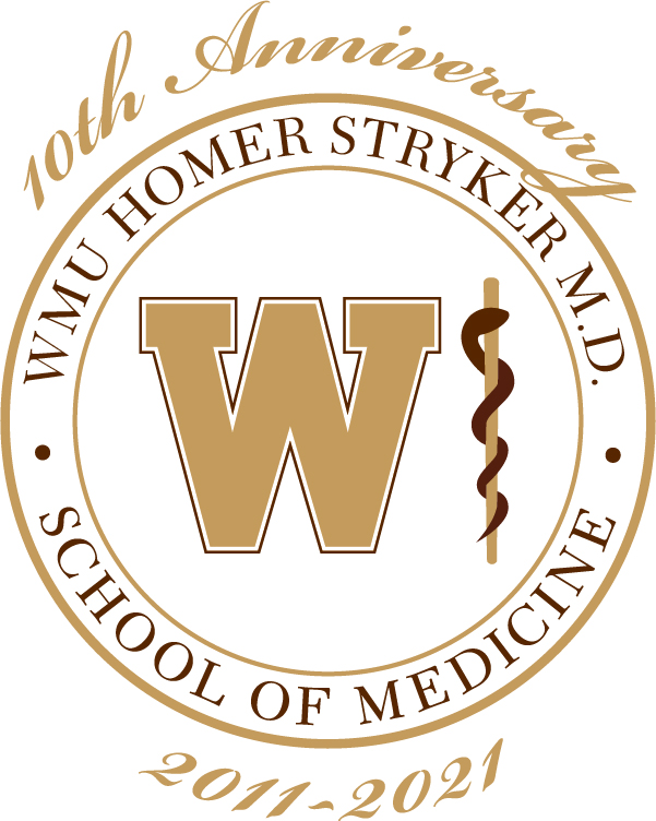 WMed 10th Anniversary Seal