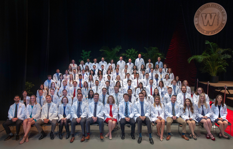 Class of 2022 White Coat Ceremony