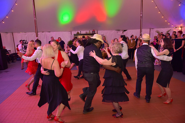 More than 400 guests danced the night away in Havana at the 4th Annual Imagine Gala.