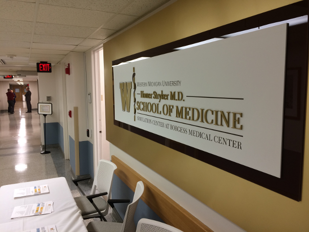 WMed Simulation Center at Borgess Medical Center