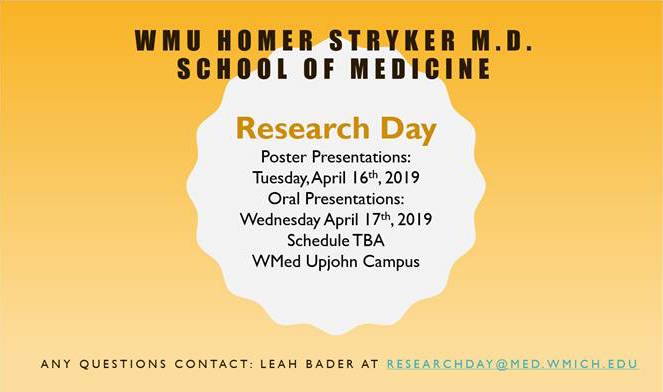 Research Day 2019