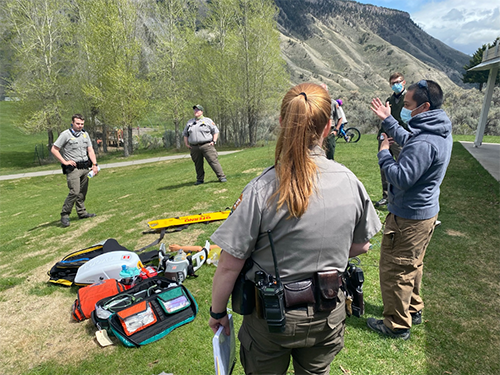 WMed EMS Yellowstone Rotation
