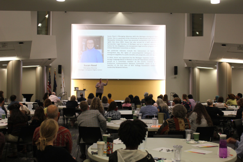 WMed hosted more than 90 people at the second-annual Health Equity Summit Aug. 17.