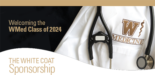 White Coat Sponsorship Program